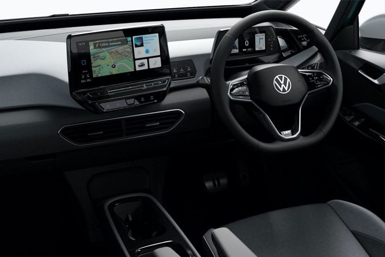 VW id.3 Electric Hatchback 107kw Life pro 62kwh 5dr Auto - 4