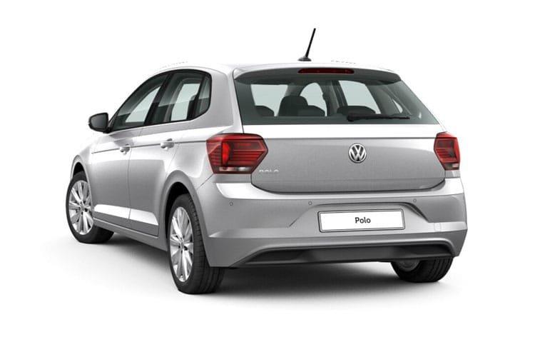 VW Polo Hatchback 1.0 tsi 110 r Line 5dr - 6