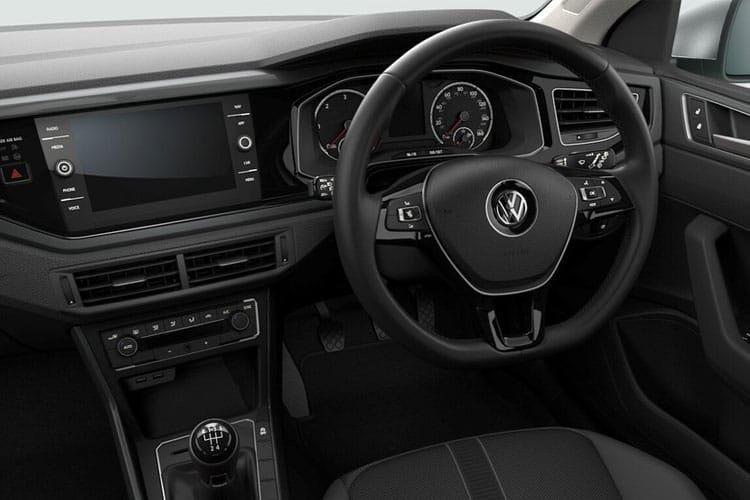 VW Polo Hatchback 1.0 tsi 110 r Line 5dr - 7