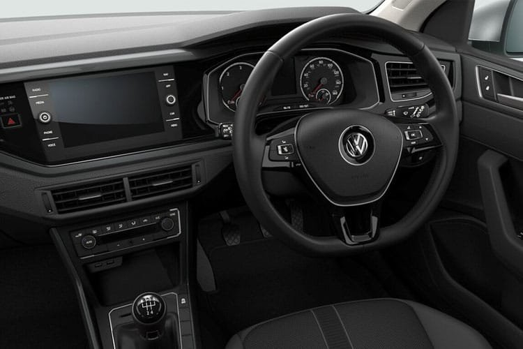 VW Polo Hatchback 1.0 tsi 95 sel 5dr - 8
