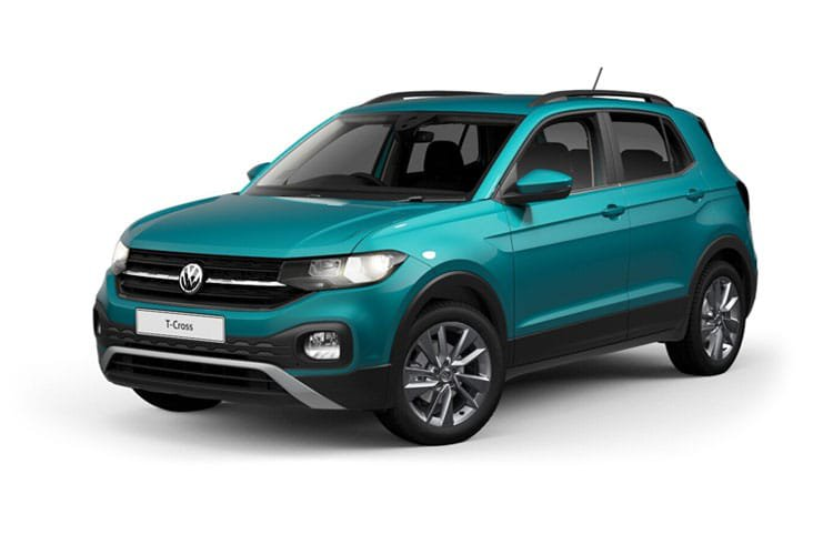 VW t Cross Estate Special Edition 1.0 tsi United 5dr - 1