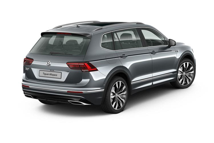 VW Tiguan Allspace Diesel Estate 2.0 tdi Match 5dr - 35