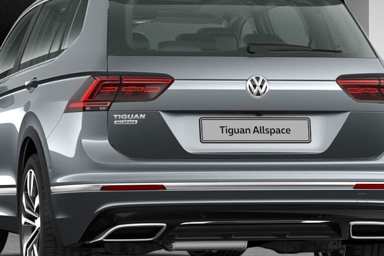 VW Tiguan Allspace Diesel Estate 2.0 tdi Match 5dr - 36