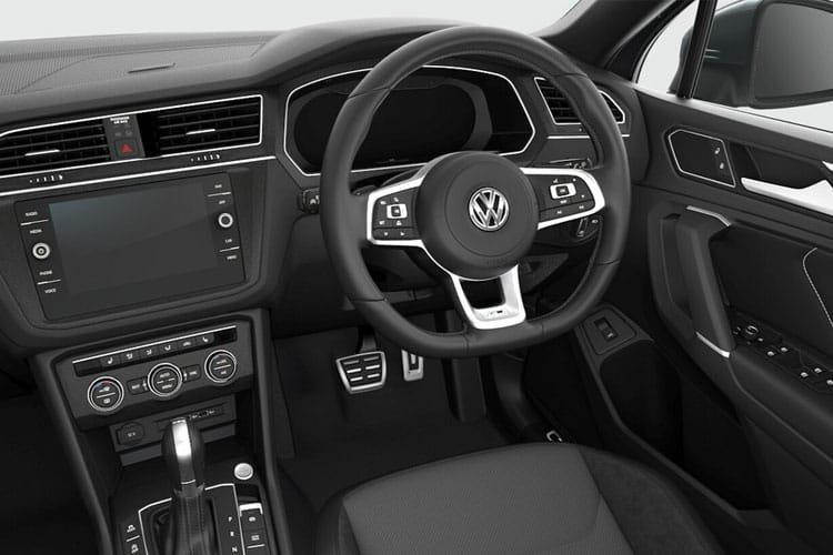 VW Tiguan Allspace Diesel Estate 2.0 tdi Match 5dr - 40