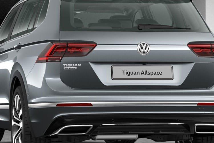 VW Tiguan Allspace Diesel Estate 2.0 tdi r Line Tech 5dr - 34