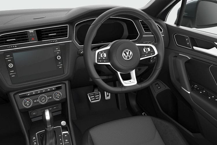 VW Tiguan Allspace Estate 1.5 tsi evo r Line Tech 5dr dsg - 35
