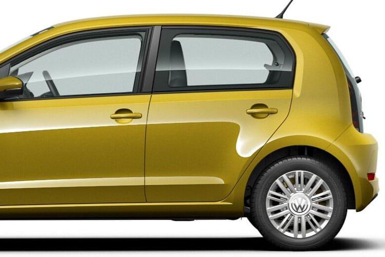 VW up Hatchback 1.0 65ps Black Edition 5dr - 27