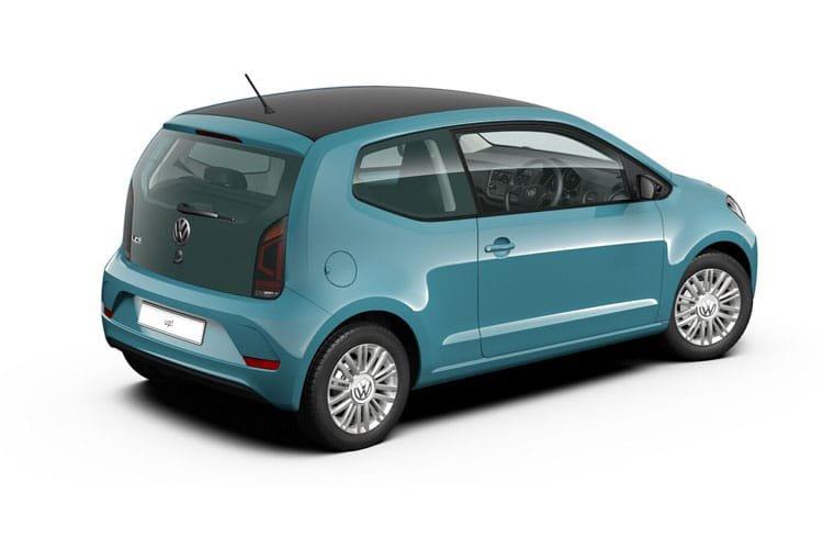 VW up Hatchback 1.0 65ps up 3dr - 29