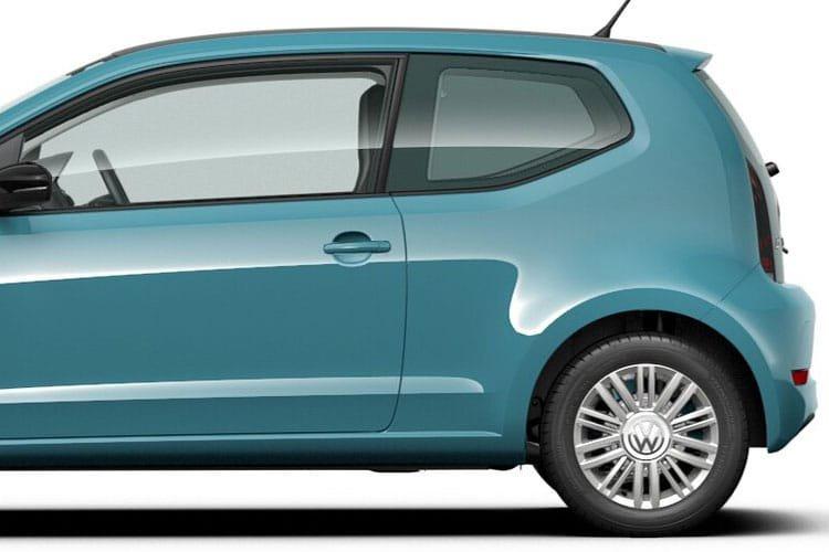 VW up Hatchback 1.0 65ps up 3dr - 27
