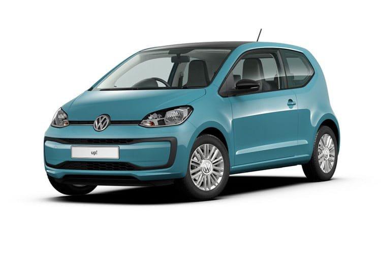 VW up Hatchback 1.0 65ps up 3dr - 26