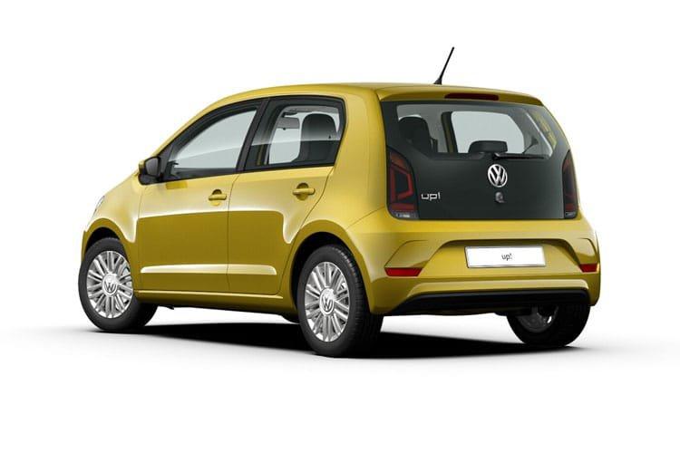 VW up Hatchback 1.0 65ps up 5dr - 30