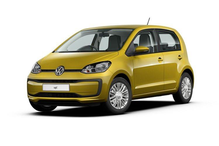 VW up Hatchback 1.0 65ps up 5dr - 25