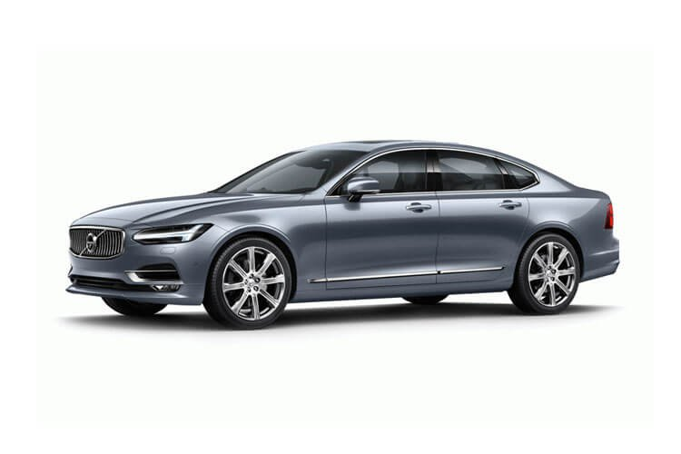 Volvo s90 Saloon 2.0 t8 Recharge Phev Inscription 4dr awd Auto - 25