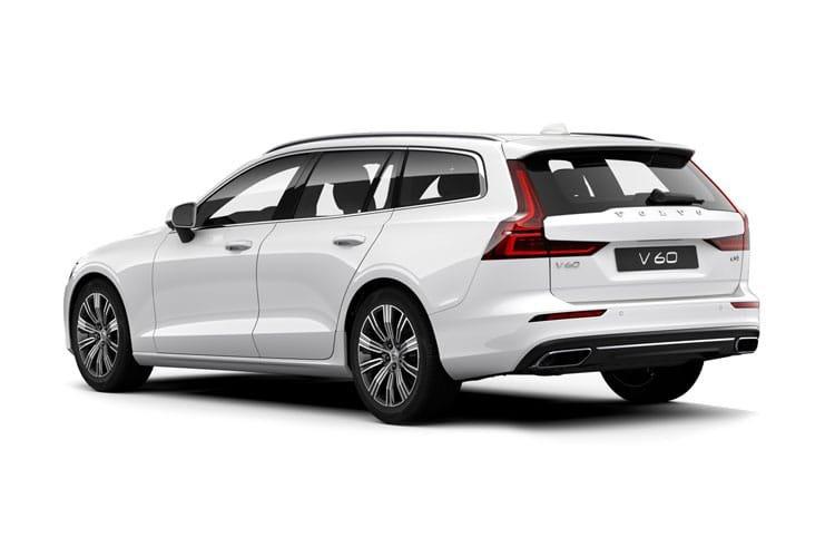 Volvo v60 Sportswagon 2.0 t6 Recharge Phev r Design 5dr awd Auto - 26