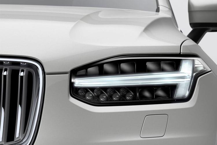 Volvo xc90 Estate 2.0 b5p [250] r Design 5dr awd Gtron - 2