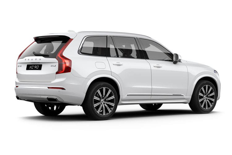 Volvo xc90 Estate 2.0 b6p [300] r Design 5dr awd Geartronic - 3