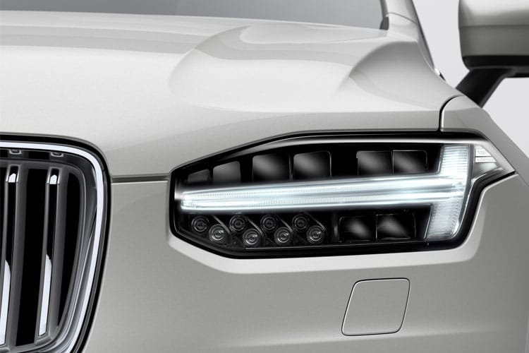 Volvo xc90 Estate 2.0 b6p [300] r Design 5dr awd Geartronic - 5