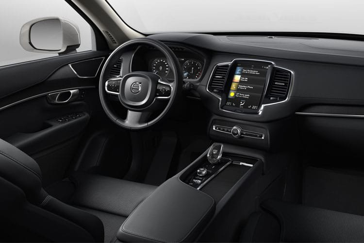Volvo xc90 Estate 2.0 b6p [300] r Design 5dr awd Geartronic - 7