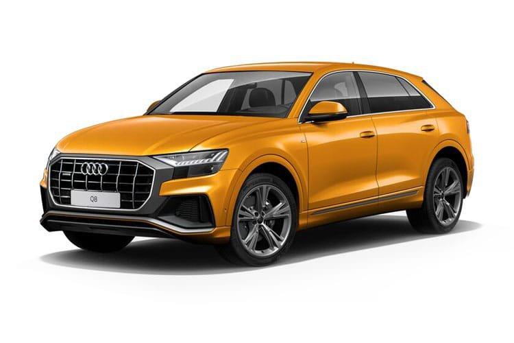 Audi rs q8 Estate rs q8 Tfsi Quattro 5dr Tiptronic - 9