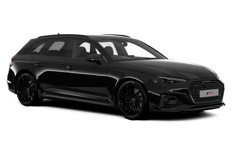 Audi rs 4 Avant rs 4 Tfsi Quattro Carbon Black 5dr s Tronic - 1