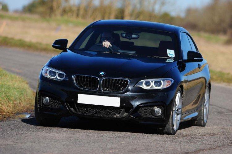 BMW 2 Series Coupe 218i M Sport 2dr Nav Step Auto Car ...