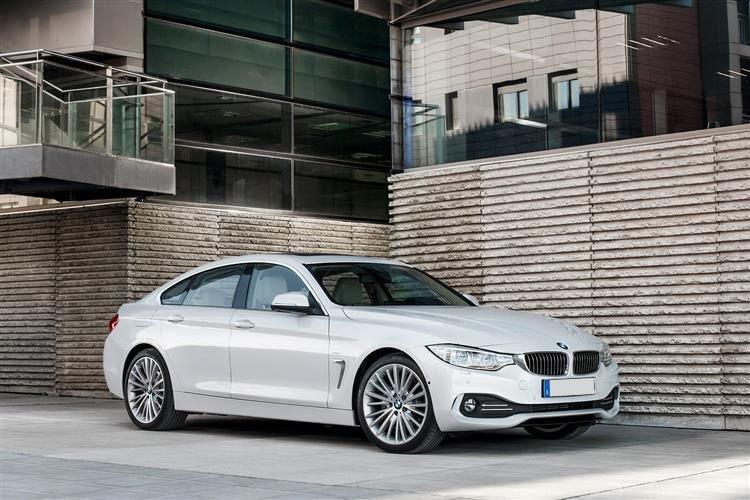 BMW 4 Series Gran Coupe 420i m Sport 5dr Auto [professional Media] - 33