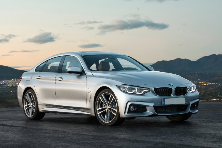 BMW 4 Series Gran Coupe 420i m Sport 5dr [professional Media] - 33