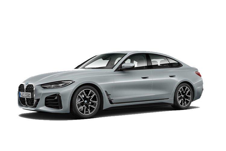 BMW 4 Series Gran Diesel Coupe 420d mht m Sport 5dr Step Auto - 5