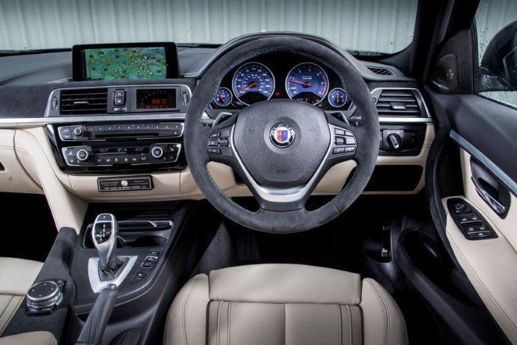 BMW Alpina Touring B5 V8 [608] Bi Turbo 5dr 4WD Switch-Tronic - 1