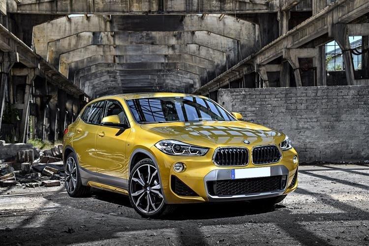 BMW x2 Diesel Hatchback Xdrive 18d m Sport x 5dr Step Auto - 33