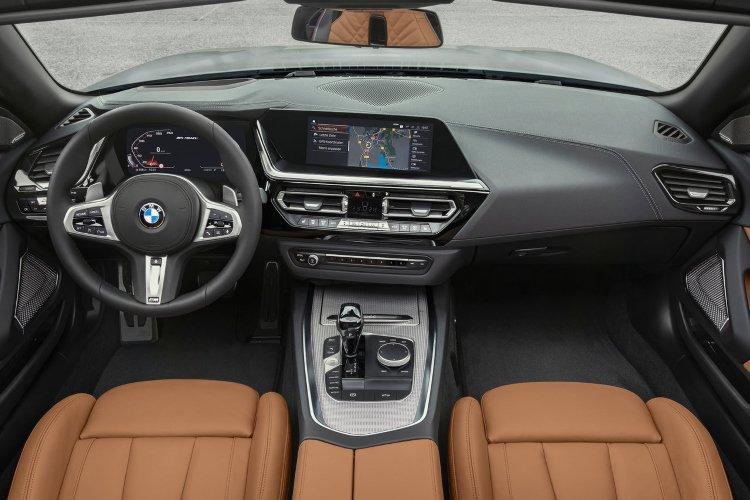 BMW z4 Roadster Sdrive 20i m Sport 2dr Auto - 37