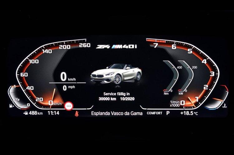 BMW z4 Roadster Sdrive 20i m Sport 2dr Auto - 35