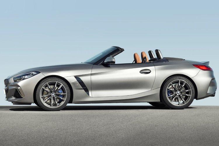 BMW z4 Roadster Sdrive 20i m Sport 2dr Auto - 30