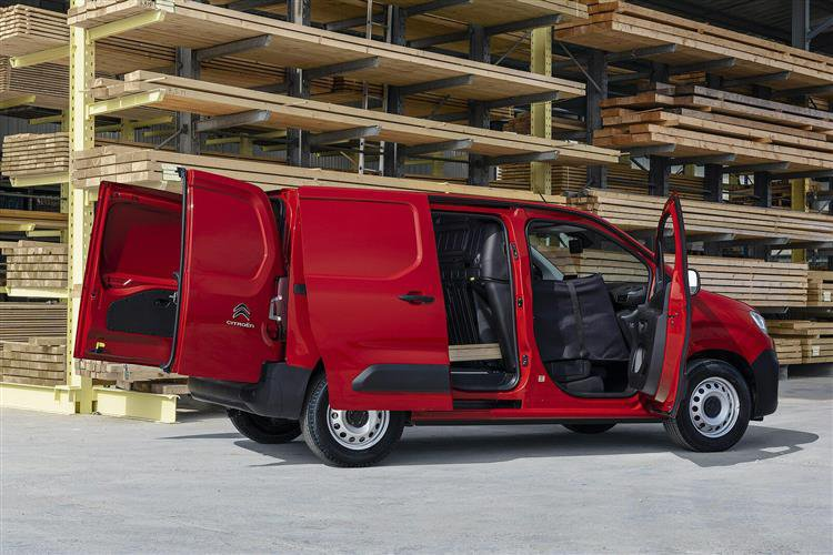 Citroen Berlingo m Diesel 1.5 Bluehdi 1000kg Enterprise 100ps - 2