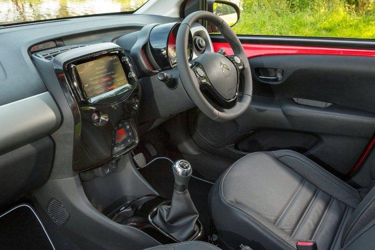 Citroen c1 Hatchback 1.0 vti 72 Flair 5dr - 36