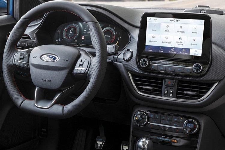 Ford Puma Hatchback 1.0 Ecoboost Hybrid Mhev Titanium 5dr - 10
