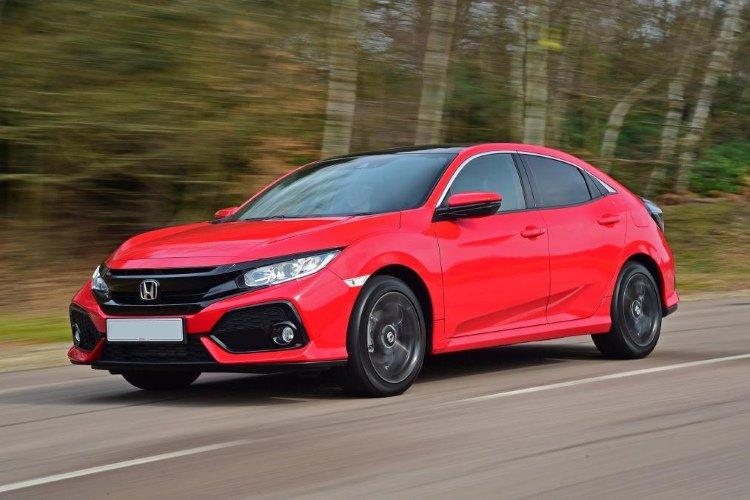 Honda Civic Hatchback 1.0 Vtec Turbo 126 se 5dr - 5