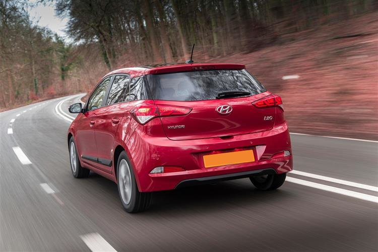 Hyundai i20 Hatchback Special Editions 1.0 t gdi Play 5dr - 31