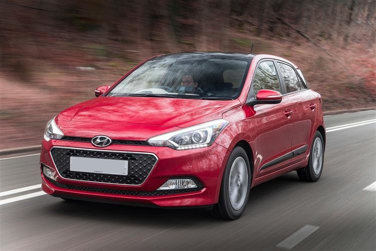 Hyundai i20 Hatchback Special Editions 1.0 t gdi Play 5dr - 30