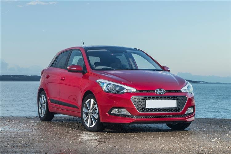 Hyundai i20 Hatchback Special Editions 1.0 t gdi Play 5dr - 29