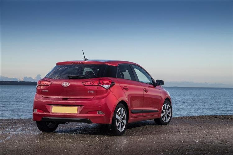 Hyundai i20 Hatchback Special Editions 1.0 t gdi Play 5dr - 32
