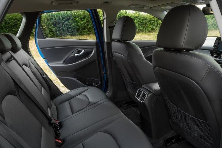 Hyundai i30 Diesel Tourer 1.6 Crdi [115] se 5dr - 10