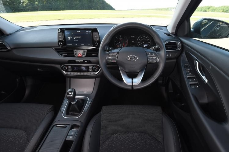 Hyundai i30 Diesel Tourer 1.6 Crdi [115] se 5dr - 11