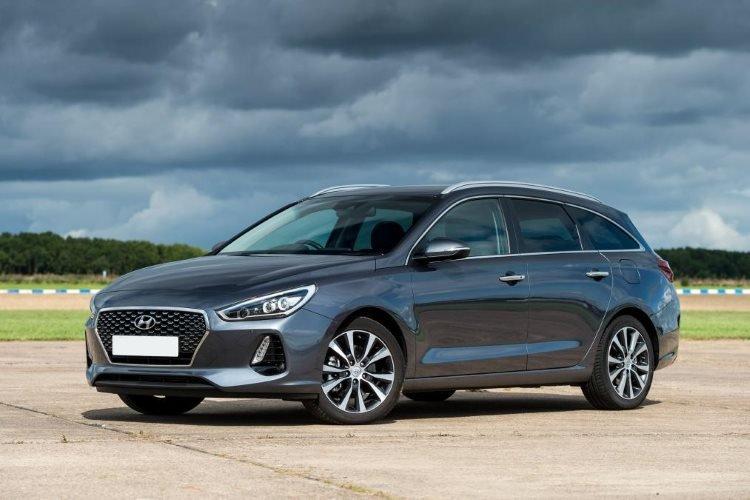 Hyundai i30 Diesel Tourer 1.6 Crdi [115] se 5dr - 9