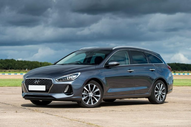 Hyundai i30 Tourer 1.4t gdi se nav 5dr dct - 9