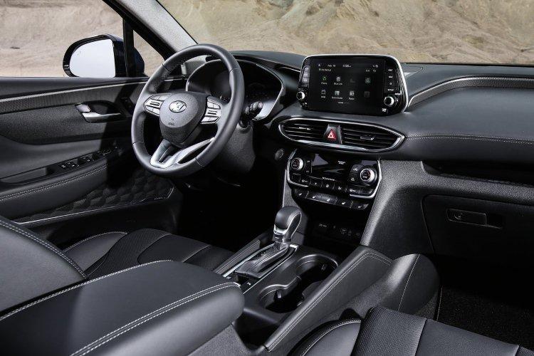 Hyundai Santa fe Diesel Estate 2.2 Crdi Premium 5dr 4wd Auto - 37