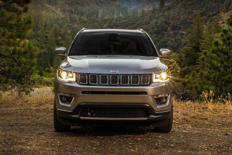Jeep Compass sw Diesel 1.6 Multijet 120 Limited 5dr [2wd] - 33