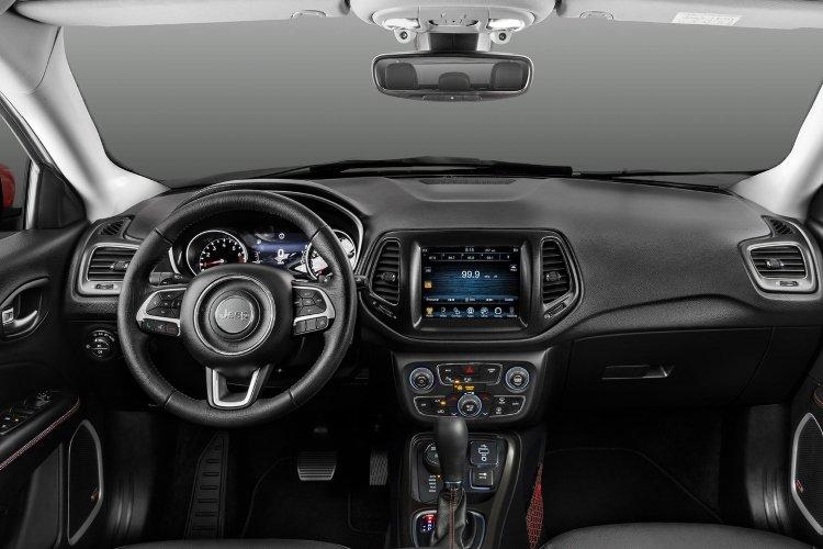 Jeep Compass sw Diesel 1.6 Multijet 120 Limited 5dr [2wd] - 35