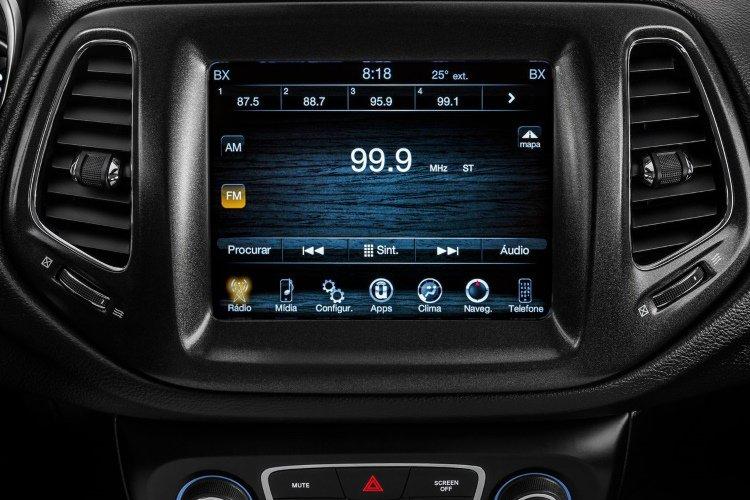 Jeep Compass sw Diesel 1.6 Multijet 120 Limited 5dr [2wd] - 36