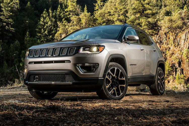 Jeep Compass sw Special Editions 1.6 Multijet 120 Night Eagle 5dr [2wd] - 29